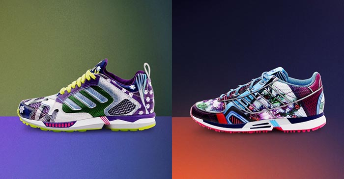 Adidas Originals by Mary Katrantzou. Alles over de collectie van Adidas Originals by Mary Katrantzou. Sneakers, jurken en jassen. Ontdek hier.