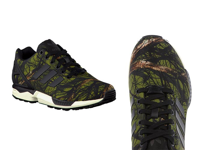 Adidas ZX Flux Forest sneakers. Alles over deze groene Adidas ZX Flux Forest sneakers. Schoenen, sneakers en low tops. Alle nieuwe Adidas schoenen hier.