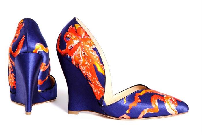 Alexis Isabel: nieuw schoenenlabel voor vrouwen lente/zomer 2015. Nieuw schoenenlabel: Alexis Isabel, Italiaans vakmanschap. Ontdek alles hier.