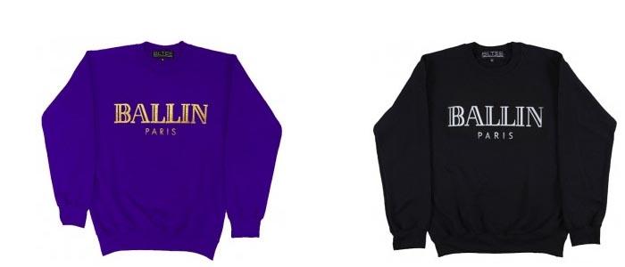 Musthave: Ballin sweater. Lees hier alles over de razend populaire Ballin sweater. Een echte musthave voor 2013. Kies uit een sweater, shirt of top.