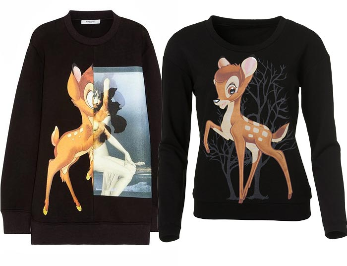 De Bambi sweater van Givenchy. Lees hier alles over de Bambi Givenchy it-sweater van het moment. Laat je inspireren door de nieuwe fashion musthave!