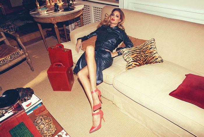 Foto's: Doutzen Kroes siert campagne Bruno Magli. Bekijk hier alle foto's van Doutzen Kroes voor schoenenmerk Bruno Magli. Ontdek Doutzen hier!