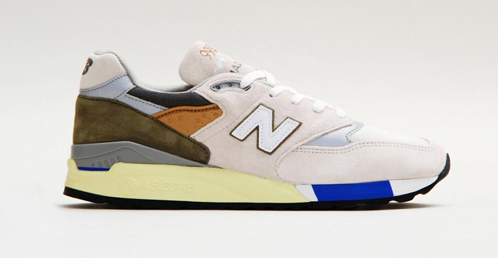 New Balance 998 sneakers. Alles over de New Balance 998 sneakers. Populair, stoer en fashionable. Een leuk, sportief en stoer design van New Balance!