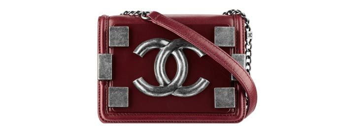 Chanel Boy Brick Flap Bag