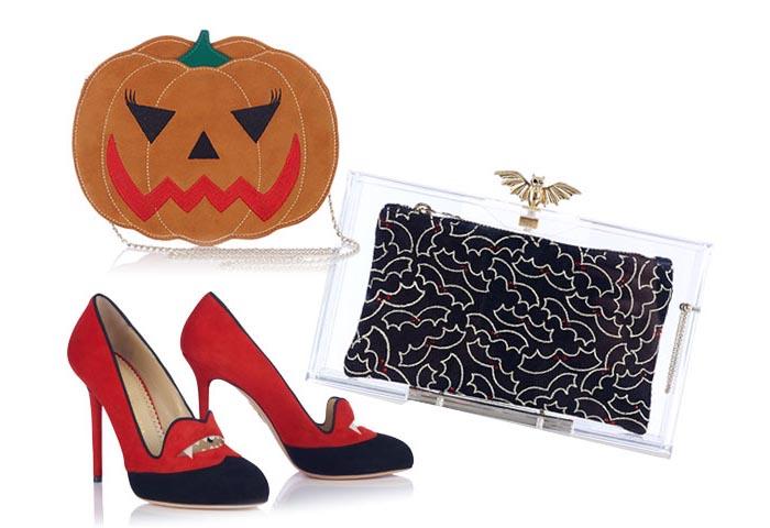 Charlotte Olympia lanceert Halloween collectie. Lees hier alles over de nieuwe designs van Charlotte Olympia die een Halloween collectie lanceert.