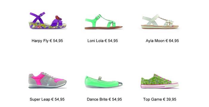 Clarks kids collectie voorjaar 2014. Alles over de Clarks kids collectie voorjaar 2014. Ontdek hier de leukste schoenen voor alle kinderen. Bekijk nu.
