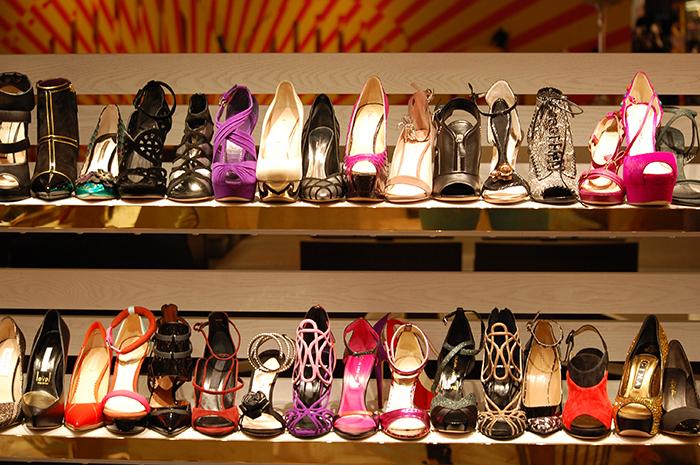 grootste schoenenwinkel