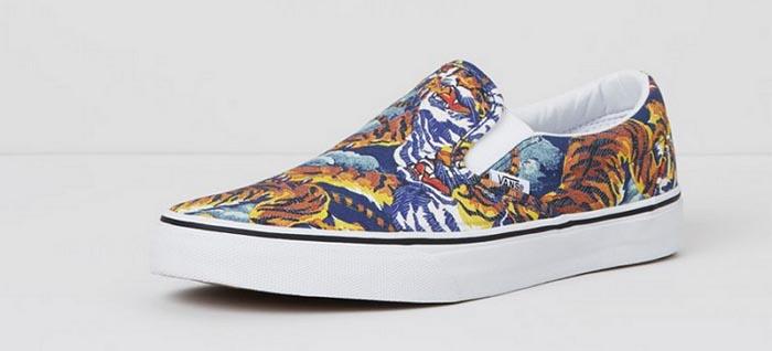 Kenzo en Vans werken opnieuw samen. Bekijk hier de nieuwe sneakers van Kenzo en Vans van de herfst/winter van 2013-2014. Ontdek hier alles over.