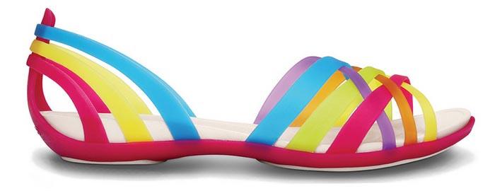 Crocs nieuwe collectie 2013. Bekijk hier de nieuwe collectie van Crocs. Wat vind jij ervan? Zijn Crocs hip of nog steeds een modemisser. Ontdek het hier!