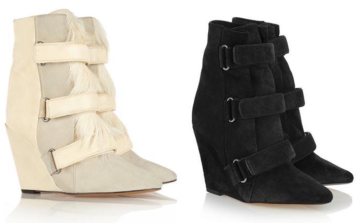 Alles over Isabel Marant boots. Wat zijn de volgende uitverkochte Isabel Marant boots? Raad mee en ontdek alles over de nieuwe schoenen en designs!