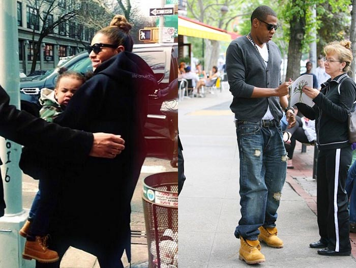 Alles over Beyonce, Blue Ivy. Alle drie dragen ze dezelfde schoenen. Lees hier alles over! Ontdek de schoenen van Beyonce, Blue Ivy en Jay-Z.