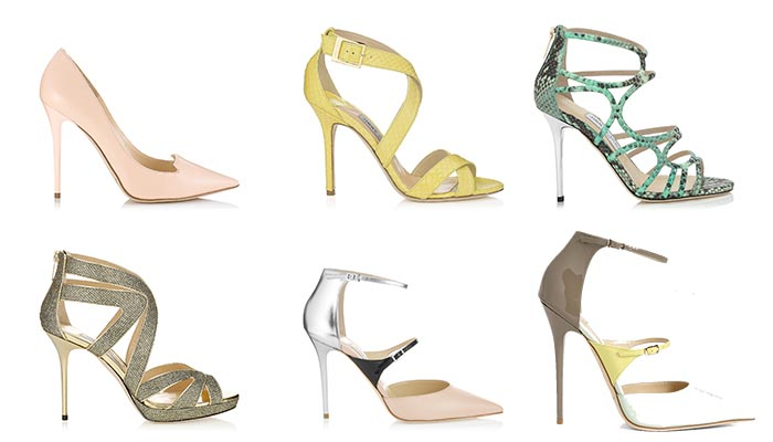 Jimmy Choo Cruise collectie 2014. Alles over de Jimmy Choo Cruise collectie 2014. De hele schoenencollectie ontdek je hier: pumps, high heels en meer!