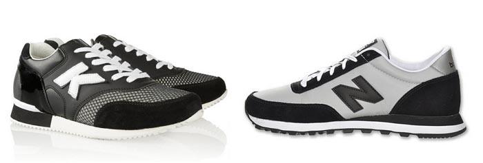 Luxe merken zijn ook copycats! Nike en Adidas worden regelmatig gekopieerd door luxe merken als Givenchy en Louis Vuitton. Lees hier.