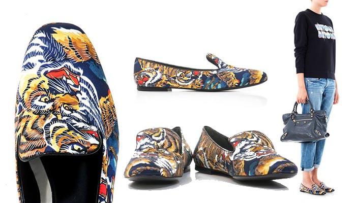 Kenzo schoenen. Bekijk hier leuke Kenzo schoenen van het seizoen. De tijger is nog steeds razend populair van Kenzo. Ontdek 't allemaal hier!