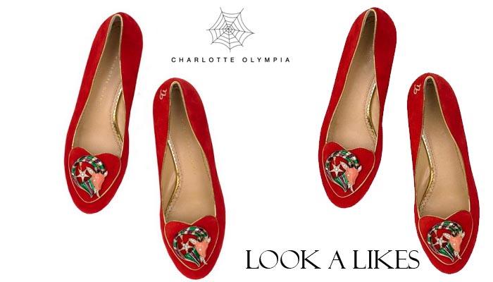 Charlotte Olympia loafers & look a likes. Ontdek hier de loafers & look a likes van Charlotte Olympia. Origineel versus fake? Is dit normaal?