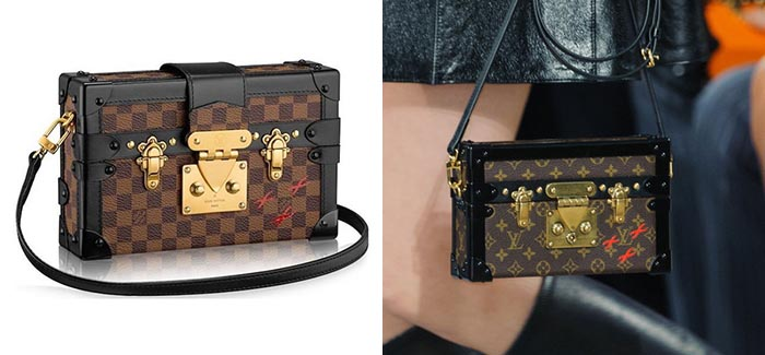 Uitgaanstasjes: fashionable mini bags. Alles over fashionable mini uitgaanstasjes. Ga voor YSL, Moschino, Louis Vuitton of Olympia. Laat je inspireren.