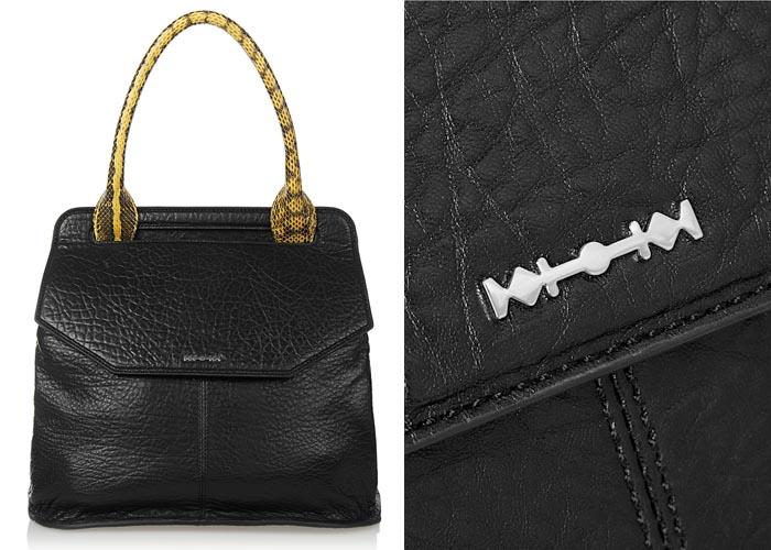 Nieuwe tassencollectie MCQ een lust voor het oog. De nieuwe it bags en tassen van het zusje van Alexander McQueen: MCQ. Alles hierover lees je hier.