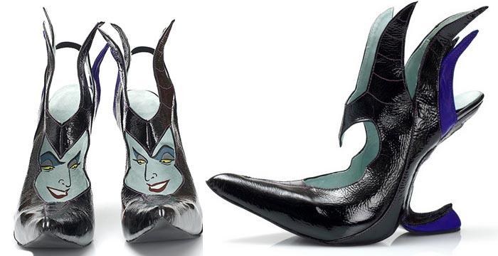 Leuke schoenen: High heels van Disney figuren. Bekijk hier de high heels van Disney figuren. Wat een leuke schoenen zijn dit! Ontdek Disney hier!
