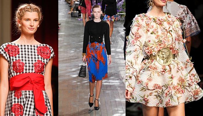 Alles over de bloemenprint, een van de voorjaars modetrends van 2014. Mode trends 2014: De Bloemenprint is terug. Ontdek alles over deze modetrend.