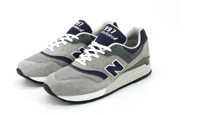 New Balance 997 sneakers. Alles over de New Balance 997 sneakers. Populair, stoer en fashionable. Een leuk, sportief en stoer design van New Balance!