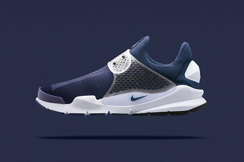 Nike x Hiroshi Fujiwara sneakers. Sock Dart Nike sneakers ontworpen door  Hiroshi Fujiwara. Alles over deze sneakers van Nike en de designer hier.