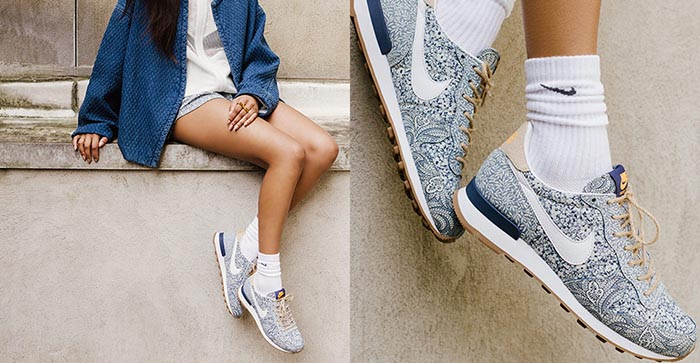 Nike x Liberty collectie 2014