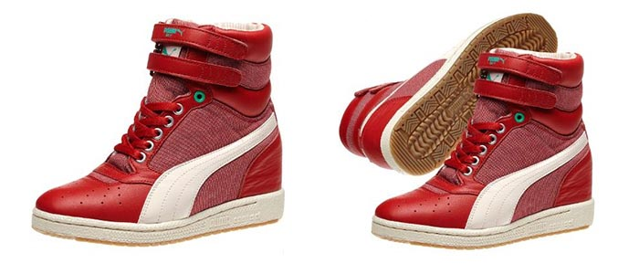 Wedge sneakers schoenen Puma. Bekijk hier de schoenen en wedge sneakers van Puma. Lees alles over deze sneakers hier. Ontdek alle schoenen van Puma!