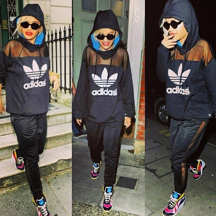 Rita Ora x Adidas. Lees hier alles over Rita Ora enhaar aanstaande Adidas collectie. Rita Ora x Adidas is verkrijgbaar vanaf 21 augustus. Lees hier.
