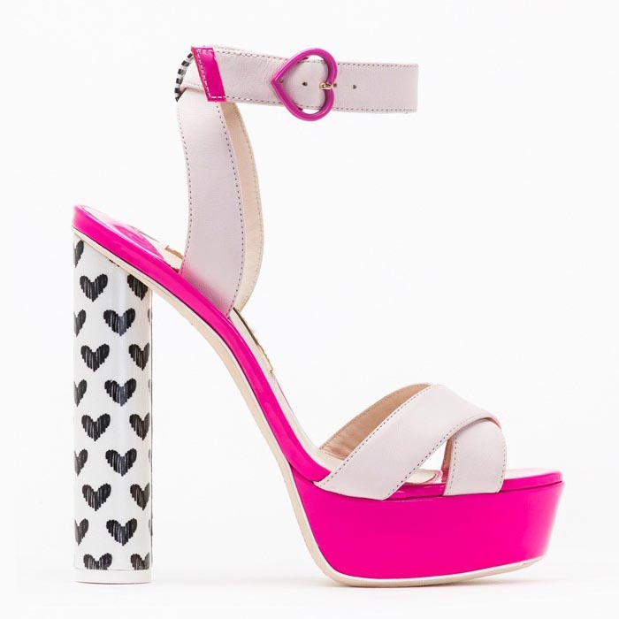 Schoenen trend 2014: platforms. Alles over platform schoenen voor de herfst-winter van 2014. Schoenen trend 2014: platforms zijn terug uit de jaren 80!