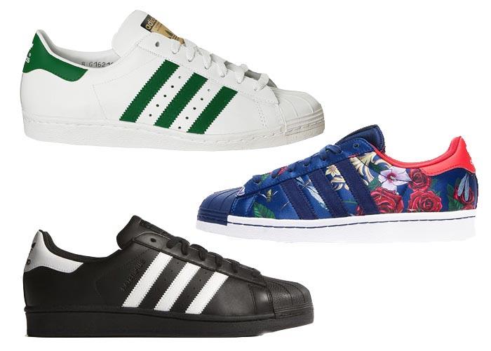 De Adidas Superstar sneakers. Bekijk de musthave voor 2015 hier. Alles over de Adidas Superstar sneakers, Schoenen voor 2015 en musthave. Bekijk hier.