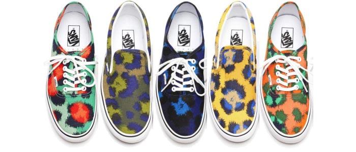 Alles over slip ons sneakers. Een trend voor de lente/zomer van 2014. On trend: Slip ons sneakers zijn terug van weggeweest. Laat je nu inspireren.
