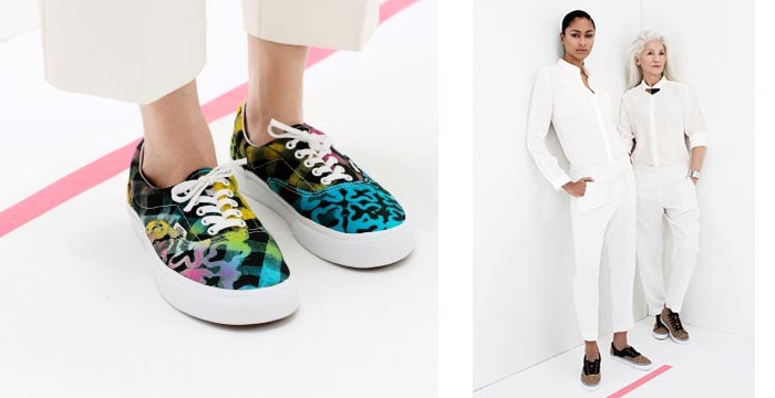 Vans x & Other Stories de collectie! Alles over de Vans x & Other Stories de collectie. Bekijk leuke sneakers en designs uit de collectie van Vans.