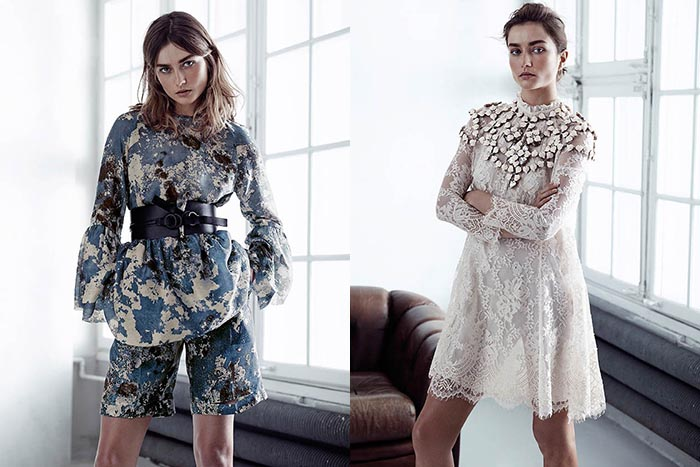 H&M Conscious Exclusive lente 2014 collectie: flamenco, bohemien en romantiek. Bekijk hier de H&M Conscious Exclusive lente 2014 collectie. Ontdek nu!