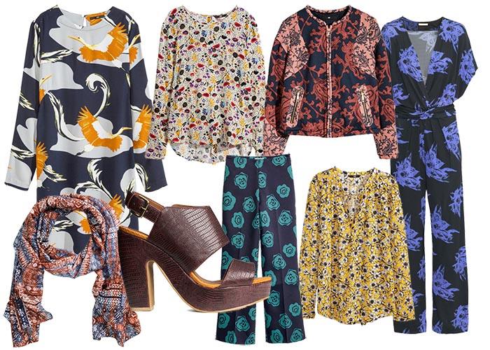 Lente mode 2015: budget hippie. Lente 2015 musthaves en trends: hippie chique, boho fashion en trends. Topshop, Zara en H&M. Alle lente mode voor 2015.
