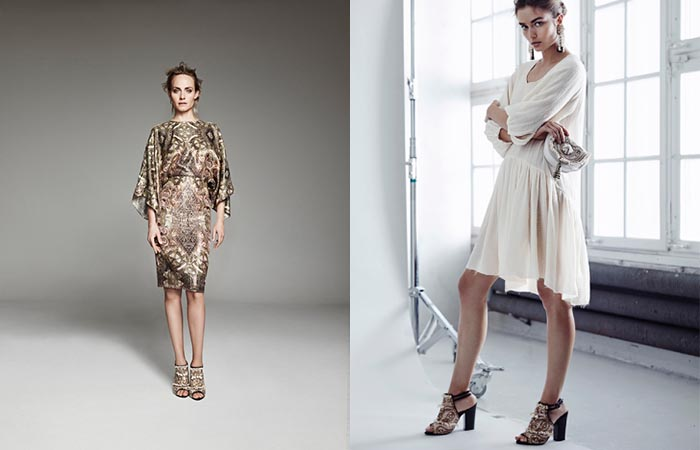 H&M Conscious collection pumps 2014. Bekijk hier de te gekke H&M Conscious collection pumps, jurkjes, tops en fashionable broeken die ook fair zijn!