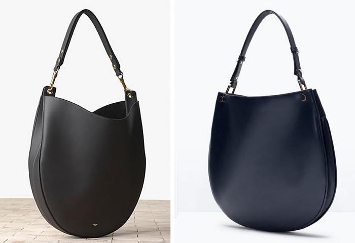 Hobo bag copycat Céline vs. Zara. Alles over deze copycat actie van Zara die modehuis Céline kopieert met deze hobo bag. Alles over deze tas lees je nu.