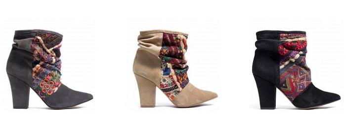 Musthave zomer 2014: nieuwe Howsty boots. Bekijk hier de nieuwe Nima Indhi laarzen van Howsty Boots. Een nieuw design voor de zomer van 2014.