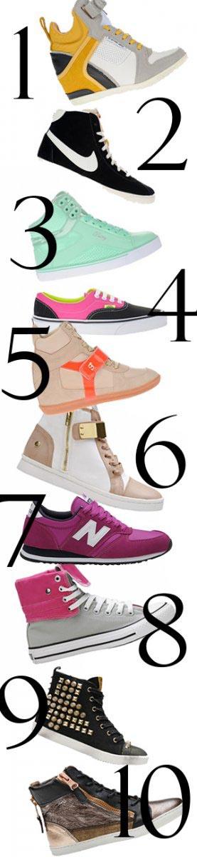 Trends 2013: musthaves en sneakers. Lees hier alles over de trends van 2013 en ontdek alle musthaves en sneakers. En ook alles over mode en fashion!
