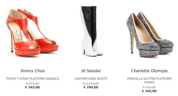 Mytheresa sale: luxe met korting. Shop de meest bekende en luxe designers in de Mytheresa sale. Kortingen tussen de 50% en de 70%. Ontdek nu!