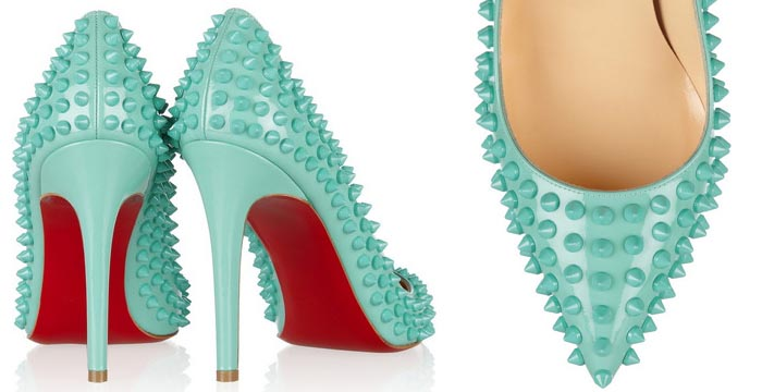 Pigalle Spikes pumps Louboutin: musthave 2014. Lees alles over de Pigalle Spikes pumps Louboutin:  een echte musthave voor 2014. Laat je inspireren!