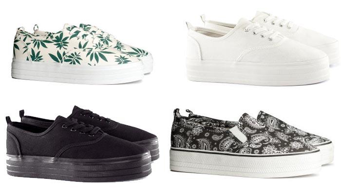 Do of don't: Plateau sneakers. Lees hier alles over deze nieuwe trend die opduikt in de mode: Plateau sneakers. Wat vind jij van deze schoenen.