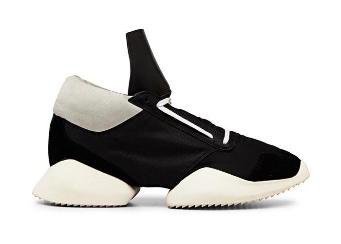 Rick Owens x Zara sneakers: copycat alert. Deze Zara sneakers lijken wel erg veel op een ontwerp van Rick Owens voor Adidas. Lees alles hier.