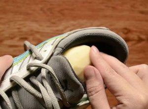 schoenen oprekken