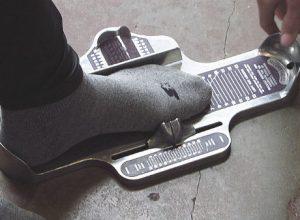 De juiste schoenmaat berekenen? Lees hier hoe!