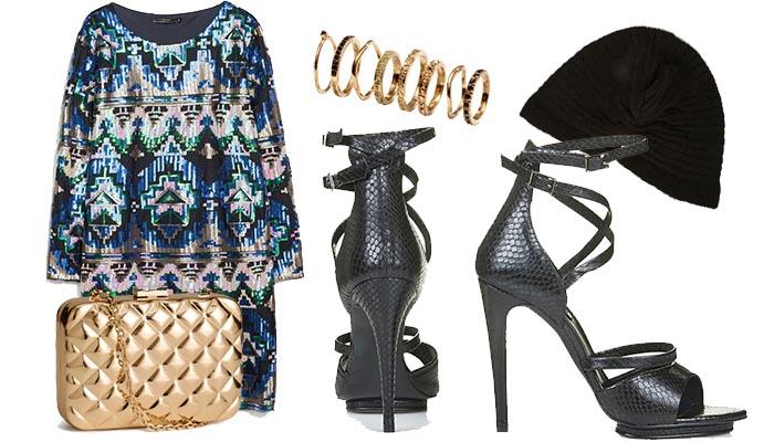 Topshop schoenen voor de feestdagen: high heels, glitterjurkje en een statement clutch. Rock je Topshop schoenen met een gave party outfit. Shop nu!