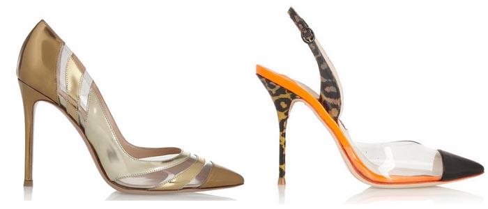 Fashion trend 2014: Transparant. Alles over de transparante fashion trend 2014. Doorschijnende details zijn hot aankomende lente en zomer. Ontdek nu!