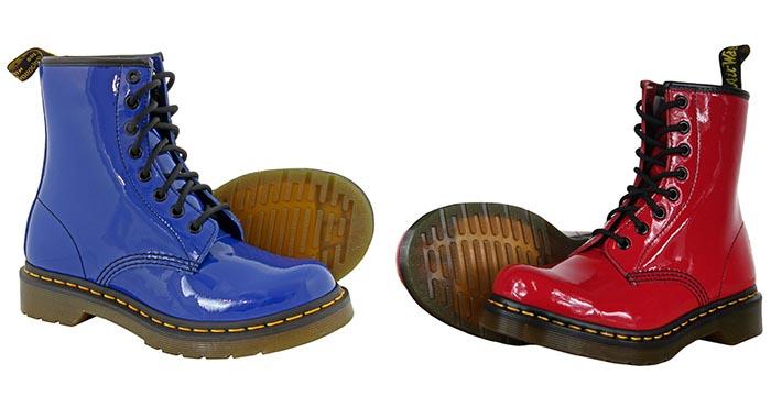 Trendy boots van 2013: Dr. Martens. Alles over de hits van 2013. Trendy boots van 2013: Dr. Martens waren een van de schoenen hits van 2013. Ontdek nu!