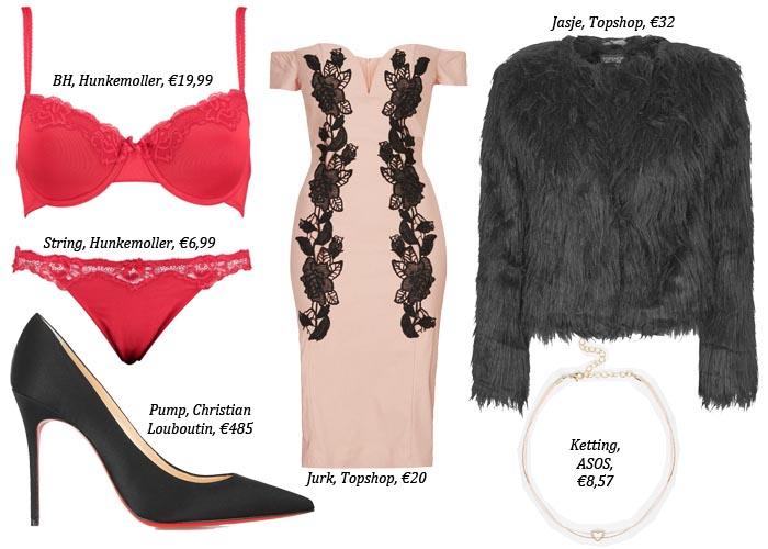 Valentijnsdag 2015: outfit inspiratie. Kleding, schoenen, outfits, looks en meer. Wat draag jij op Valentijnsdag 2015. Bekijk hier de outfit inspiratie voor de date.