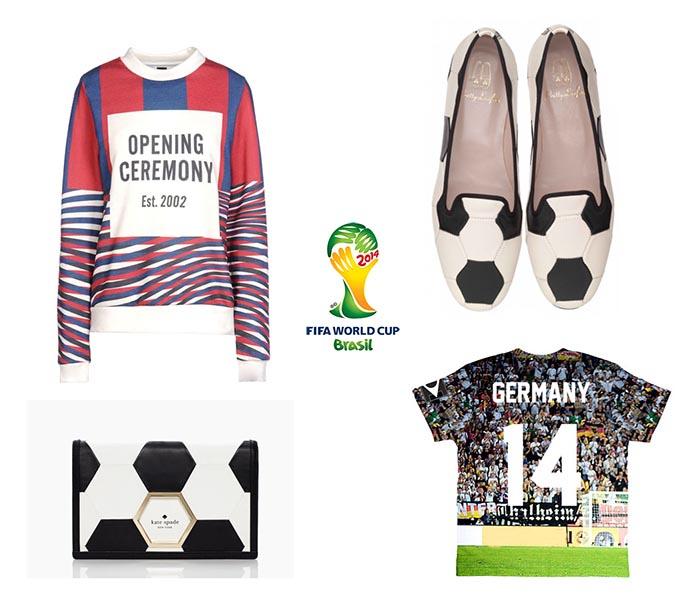 Musthave: Pretty loafers in voetbal print. Alles over deze speciale Brazilië voetbal flatjes van Pretty loafers. Bekijk deze WK musthave hier voor 2014.